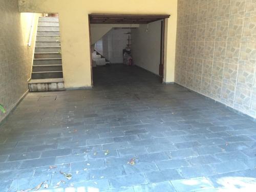 Sobrado Residencial À Venda, Vila Formosa, São Paulo. - So6189