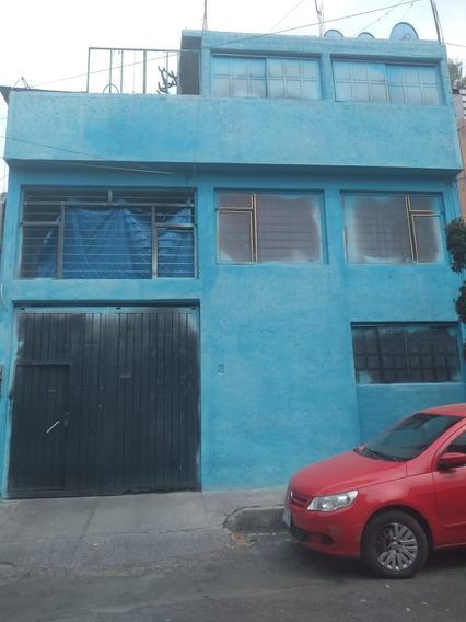 Vendo Casa 3 Pisos Colonia Xalpa Iztapalapa Cdmx