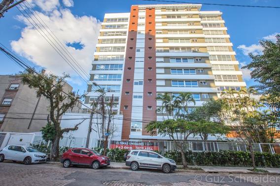 Apartamento Em Menino Deus Com 2 Dormitórios - Rg798