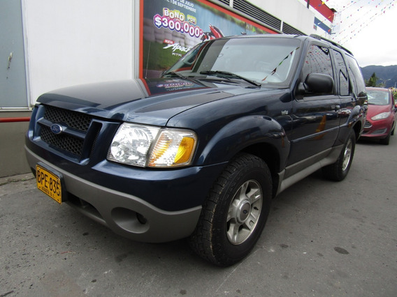 Ford Explorer Sport At 4000cc 4x4