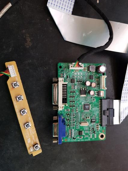 Placa Principal Monitor Led 23,6 Aoc M2470swd2 100% Testada