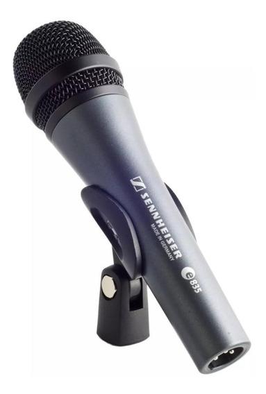Microfone Sennheiser E835 Original Nota Fiscal Garantia
