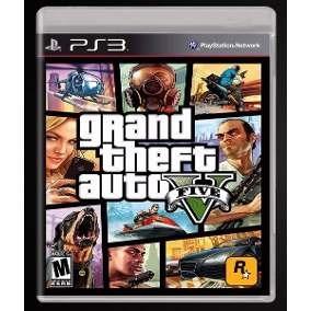 Grand Theft Auto 5 Em Porugues Midia Fisica