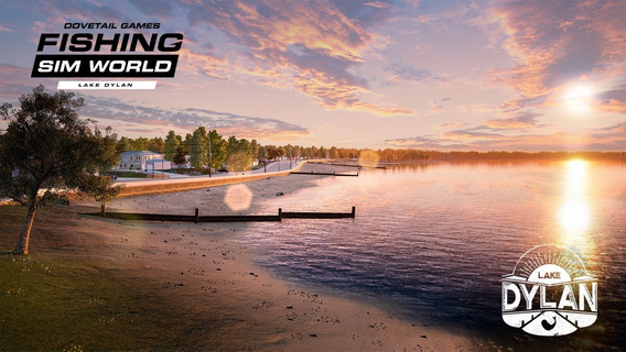 Fishing Sim World: Lake Dylan Dlc Xbox One Cd Key Original