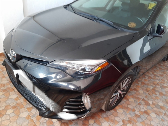 Toyota Corolla 1.8 Se Plus At Cvt 2018
