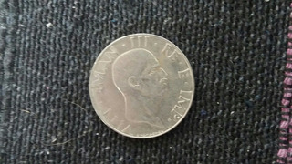 Moneda Italia 50 Centimos 1940 (981z