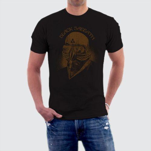 Camisa Black Sabbath Tony Stark Filme Avengers Bandas Rock