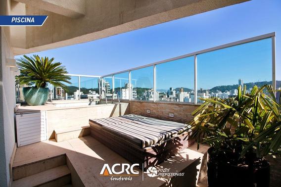 Acrc Imóveis - Cobertura Duplex Mobiliada Para Venda No Bairro Jardim Blumenau - Ap03343 - 34959361
