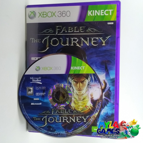 Fable The Journey Xbox360 Midia Física Original Usado