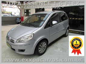 Fiat Idea Essence 1.6 Flex - Dualogic Ano 2014 Bonita 9121