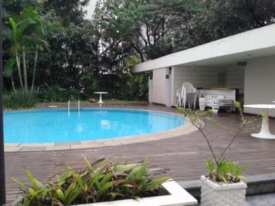 Flat Em Morumbi, São Paulo/sp De 35m² 1 Quartos Para Locação R$ 1.700,00/mes - Fl74881