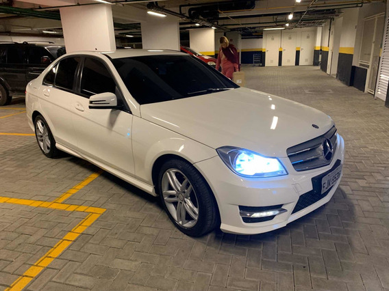 Mercedes-benz Classe C 1.6 Sport Turbo 4p 2013