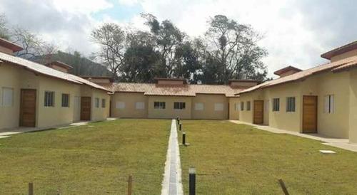Casade 01 Dormitório Em Condomínio Fechado Massaguaçu - Cs-1732