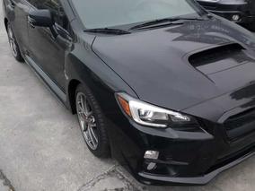 Subaru Wrx Sti Manual Negro 2015