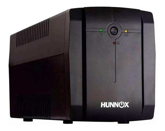 Ups Estabilizador Bateria Tension Pc Tv Hunnox 650va 4tomas