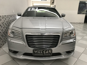 Chrysler 300c 3.6 V6 2012 Prata