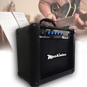 Cubo Amplificador De Guitarra Maxx15 Mackintec Pronta Entre