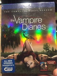 Blu Ray The Vampire Diaries First Season