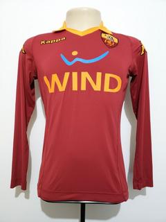 Camisa Oficial Futebol Roma Itália 2012 Titular Kappa