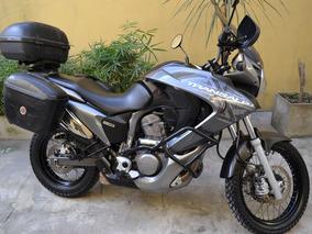 Honda Transalp 700 Año 2008 / Con Accesorios