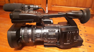 Sony Xdcam Camcorder Pmw Ex1-r / Mas Accesorios