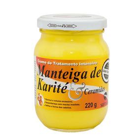 Manteiga Karité E Ceramidas 220g