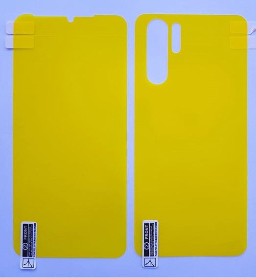 Protetor Gel Frente E Verso Huawei P30 Pro Frete 14,90
