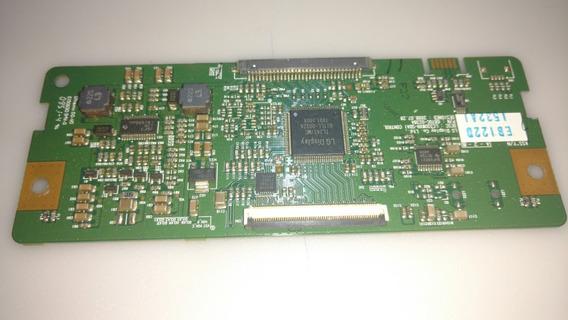 Placa T-con Toshiba Lc3245w / 6870c-0238a / Lc320wxn-sba1