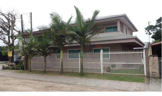 Sobrado Com 5 Dormitórios À Venda, 272 M² Por R$ 800.000,00 - Brasília - Itapoá/sc - So0008