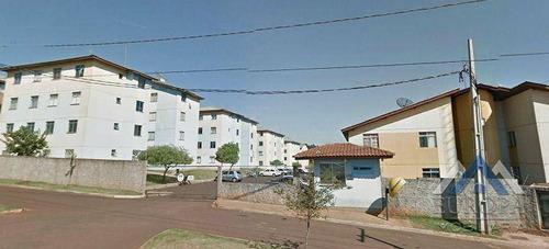 Apartamento Com 2 Dormitórios À Venda, 45 M² Por R$ 115.000,00 - Nova Olinda - Londrina/pr - Ap0976