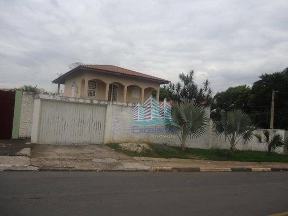Chácara Com 5 Dormitórios À Venda, 2250 M² Por R$ 1.100.000 - Vila Real Continuaçao - Hortolândia/sp - Ch0037