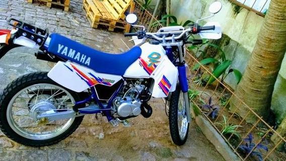 Yamaha Dt 200 Monoaba Dt200 Branca