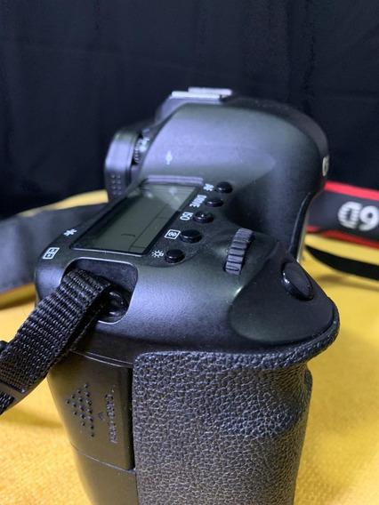 Canon 6d Semi-nova