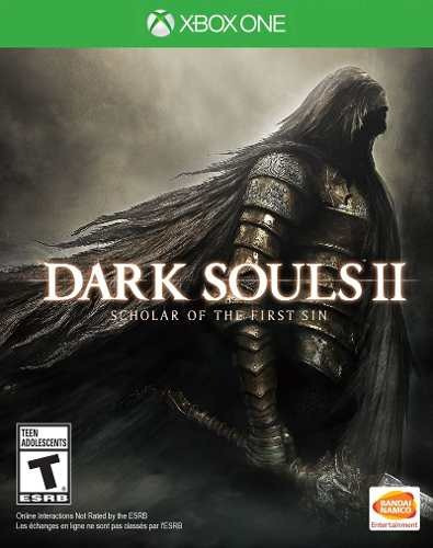 Dark Souls Ii Scholar Of The First Sin Xbox One Conectado