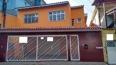Sobrado Com 3 Dormitórios À Venda, 300 M² Por R$ 800.000 - Freguesia Do Ó - São Paulo/sp - So0357