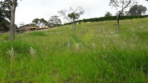 Imagem 1 de 5 de Terreno Em Atibaia Condomínio Fechado 1350 M² - 604