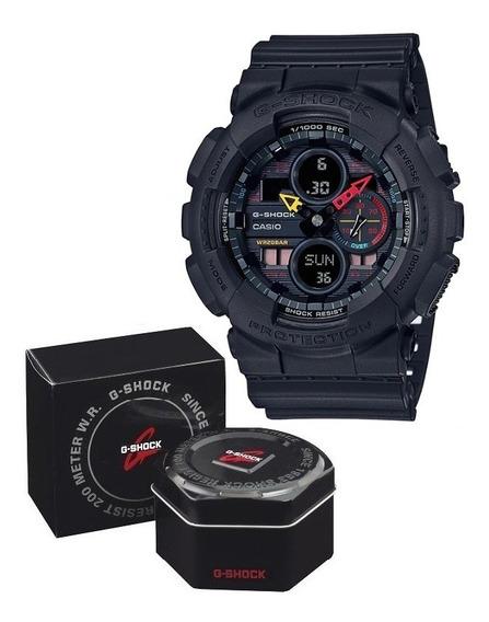 Reloj Casio Gshock Ga140 Bmc Edicion Especial Neo Tokyo