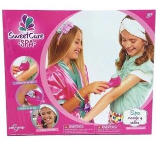 Sweet Care Spa De Masajes Y Sellos - Planet Toys