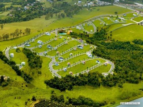 Imagem 1 de 9 de Terreno À Venda, 546 M² Por R$ 400.000,00 - Condomínio Cyrela Landscape - Votorantim/sp - Te0040 - 67640503