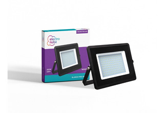 Reflector Led 200w 220v Ip65 Frio 6000k Calidad Premium