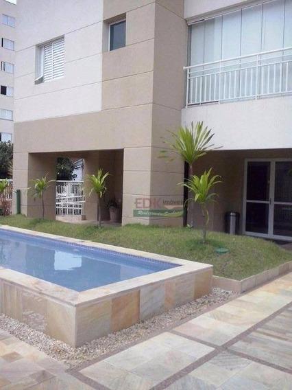Apartamento Residencial À Venda, Jardim Das Nações, Taubaté. - Ap0054