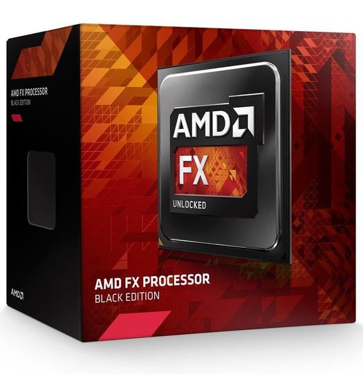 Processador Amd Fx-6300 3.5ghz 14mb Black Edition Am3+