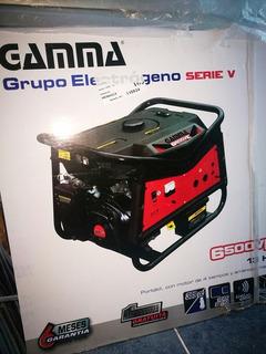 Generador Eléctrico Gamma 13 Hp 6500 E