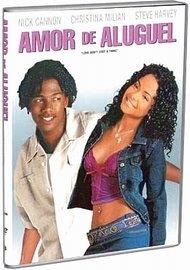 Dvd Amor De Aluguel - Fora De Catálogo