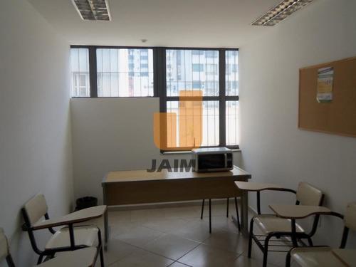 Conj. Comercial Para Locação No Bairro Santa Cecília Em São Paulo - Cod: Ja2295 - Ja2295