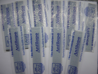 Pelos De Segueta Antílope 2/0 Made In Alemania Orfebrería
