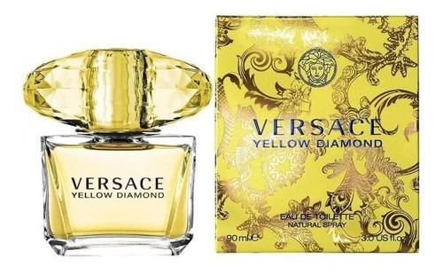 Imagen 1 de 1 de Yellow Diamond Versace 90ml Dama Original