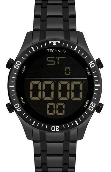 Relógio Technos Masculino Digital T02139ab/4p - Promo C/ Nfe