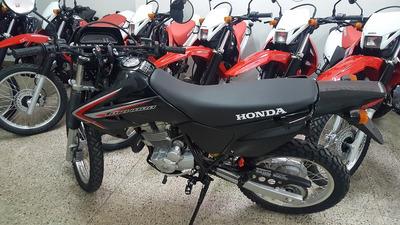 Jm-motors Honda Xr 250 Tornado Negro 2017 Entrega Inmediata
