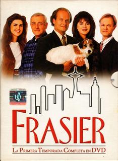 Frasier ( Temporada 1 Completa ) 4 Dvds Originales
